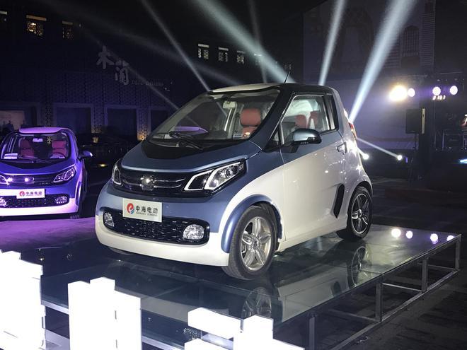 补贴后售价5.98万元 众泰E200北京上市