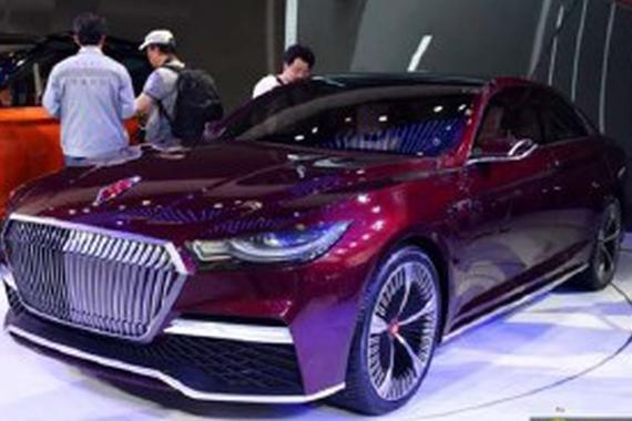 红旗H5领衔 2017五款最热门的高颜值轿车