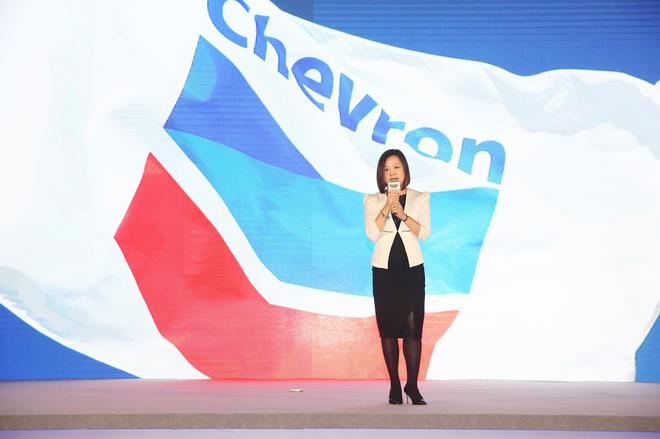 雪佛龙润滑油亚太区技术专家Joyce Chen女士