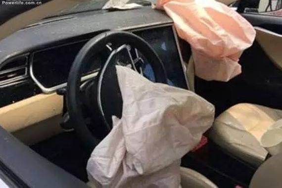 特斯拉Model S涉及高田气囊召回事件