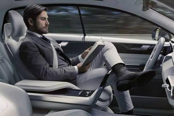 无人驾驶这场梦创业的机会在何方?