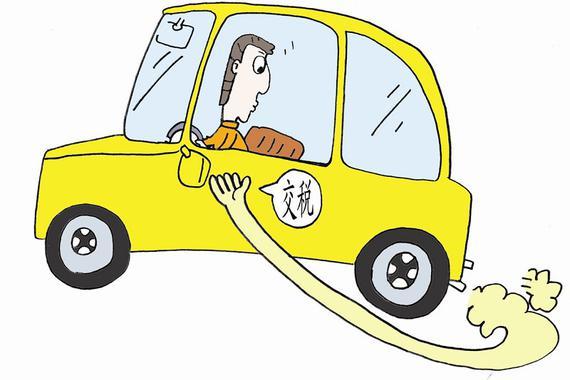 环保法草案被指范围窄 建议对汽车尾气征税