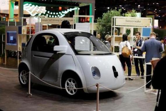 本田与谷歌无人驾驶的合作:未来本田车将搭载谷歌技术