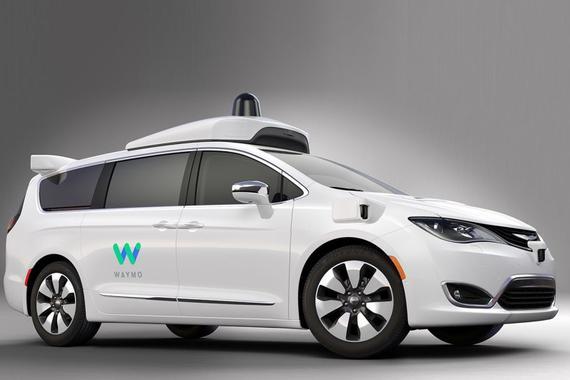 共研自动驾驶 谷歌Waymo或与本田合作