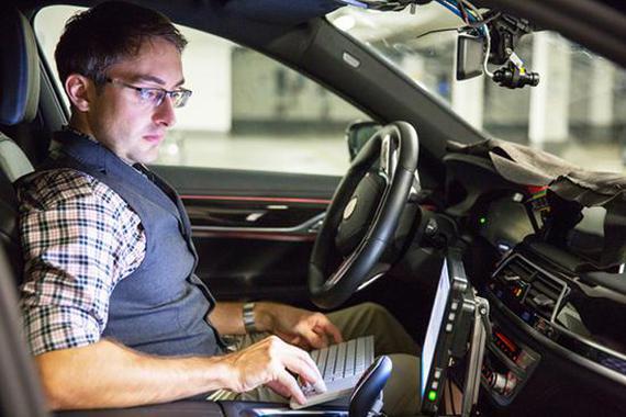宝马新自动驾驶研发中心成立,2017年中投入运营