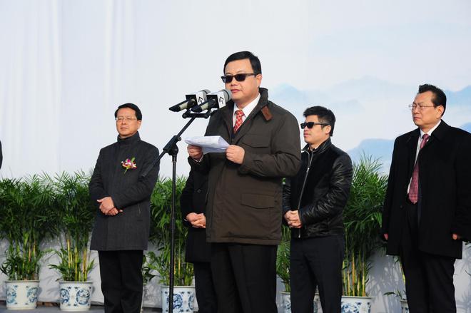 乐视超级汽车中国总裁兼COO张海亮