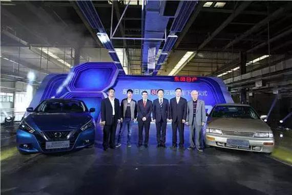 东风日产迎来800万辆,突破智能科技
