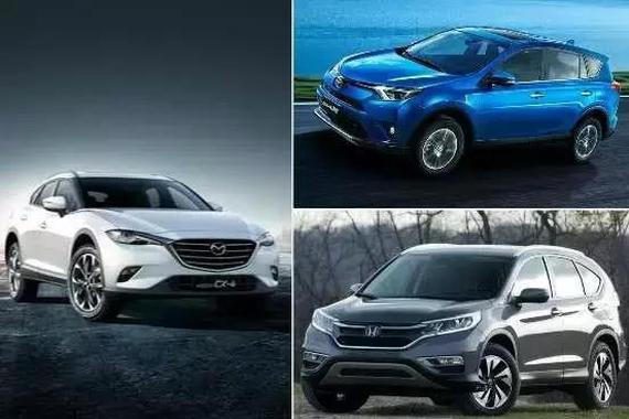 特立独行VS中庸均衡,三款20万内日系紧凑级SUV怎么选?