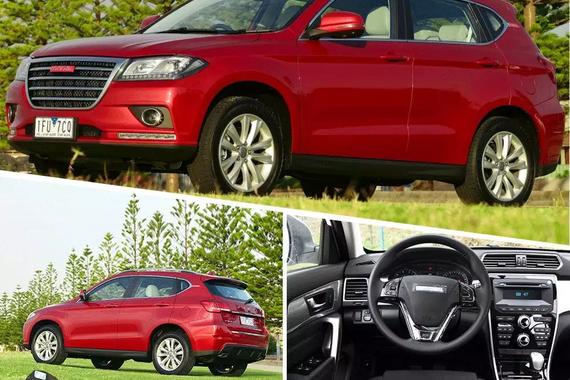 10万内最火的4款SUV 现在买最高优惠近万