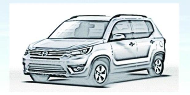 推七座SUV/小型车 昌河新车规划曝光-新浪汽车