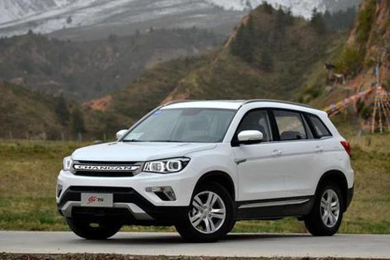 热门紧凑型SUV市场调查