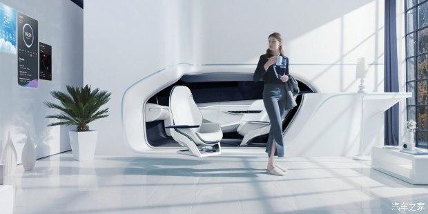 不止自动驾驶 现代推智能生活解决方案