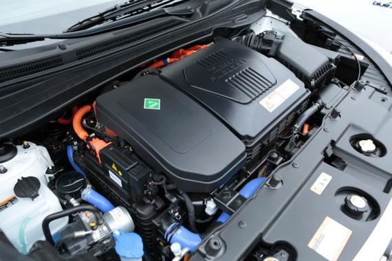 续航560km 现代或明年推全新氢燃料SUV