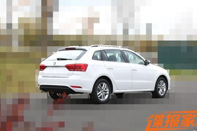 预计2月上市 朗逸/朗行1.2T实车曝光