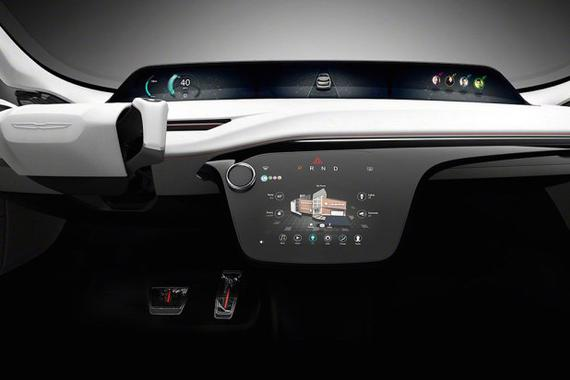 未来设计 克莱斯勒Portal概念车官图