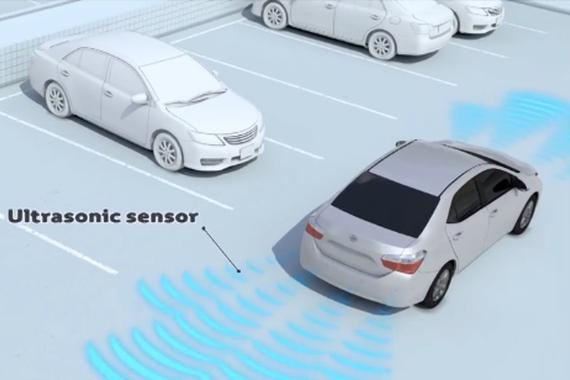 视频:丰田技术智能间隙声呐系统解析