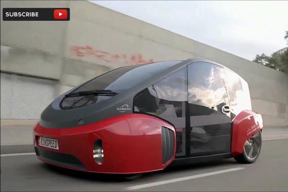 视频:Rinspeed Oasis概念车发布