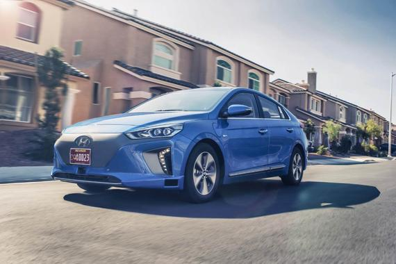 2017 CES:现代新能源计划/自动驾驶等