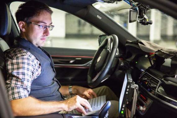 宝马/英特尔/Mobileye自动驾驶车新消息
