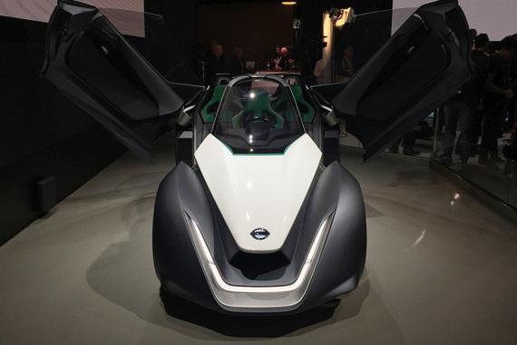 视频:全新BladeGlider概念车首发