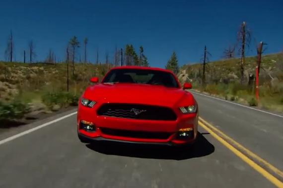 视频:福特电动汽车计划