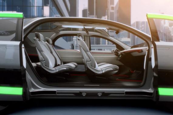 视频:克莱斯勒概念车 搭配面部识别技术