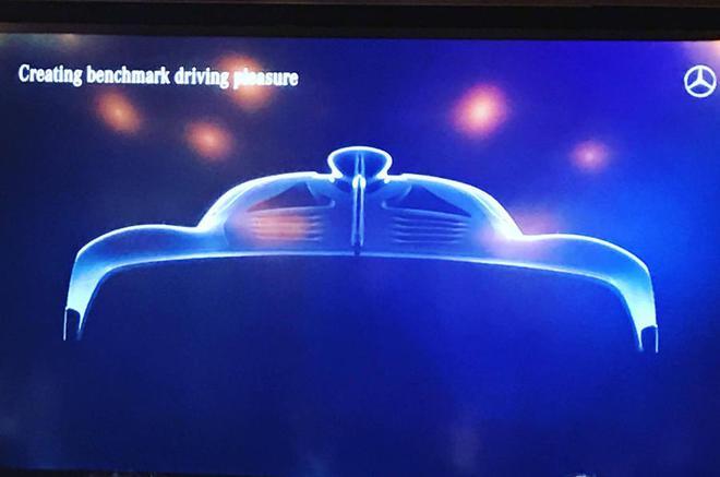 公路赛车 梅赛德斯-AMG顶级超跑预告图