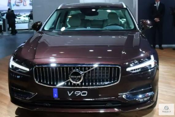 视频:北美车展之2017沃尔沃V90
