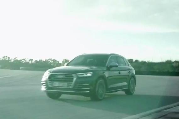 视频:北美车展之奥迪全新一代SQ5