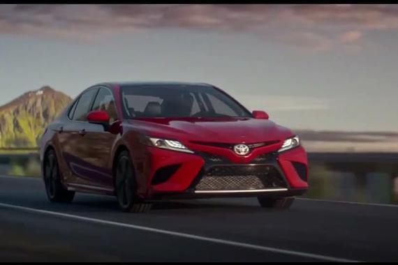 视频:北美车展之丰田新一代美版凯美瑞