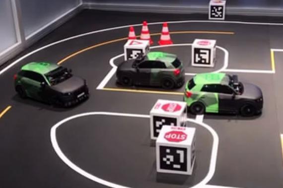 视频:无人驾驶有多神奇?未来躺着开车