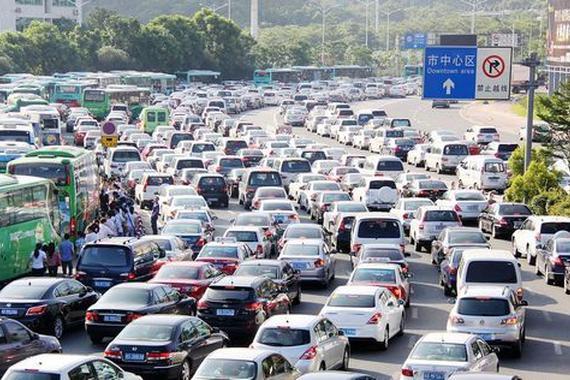 2016全国机动车/驾驶人数量达历史最高