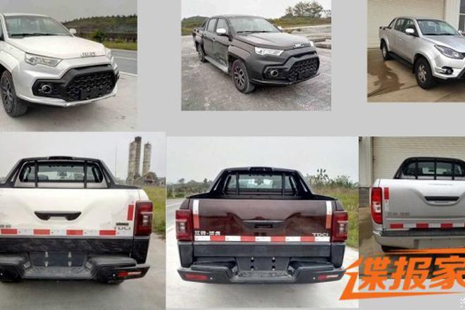 保留部分概念车元素 曝全新域虎申报图