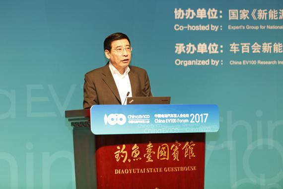 苗圩:2016年是我国新能源汽车技术提升年