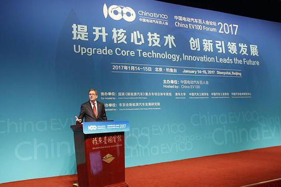 海兹曼:希望中国避免地方保护主义的补贴
