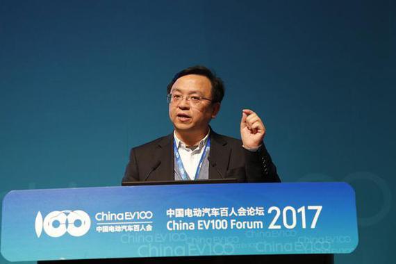 王传福:新能源车需国家政策扶上马、送一程