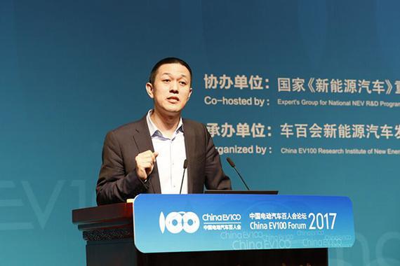 李斌:品牌升级才是中国电动汽车产业希望