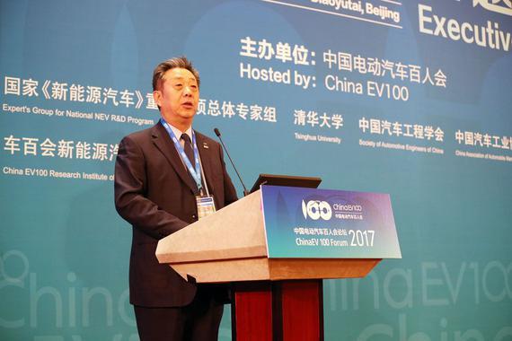 董扬:中国电动汽车的发展道路对不对?