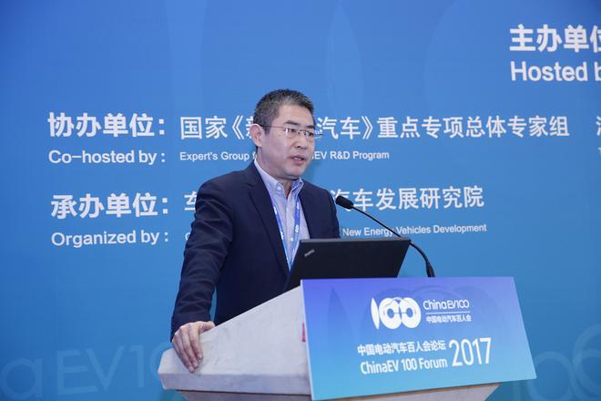 珠海泰坦电力电子集团有限公司总裁陈向军