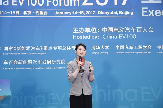 万帮新能源投资集团有限公司董事长 邵丹薇