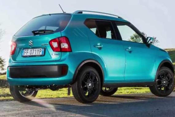 视频:铃木全新小型SUV 或为IGNIS