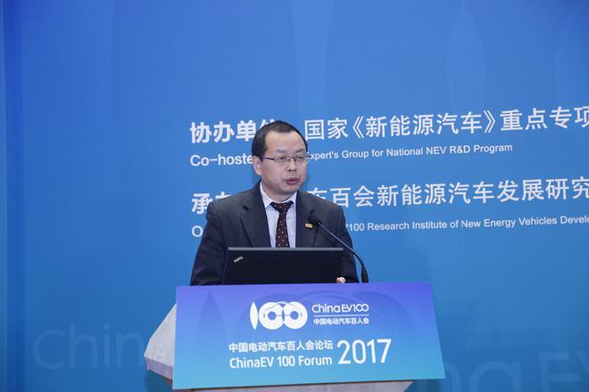 中兴新能源汽车有限责任公司总经理冯海洲