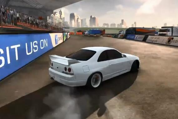 视频:游戏发展更真实!试驾就会变这样