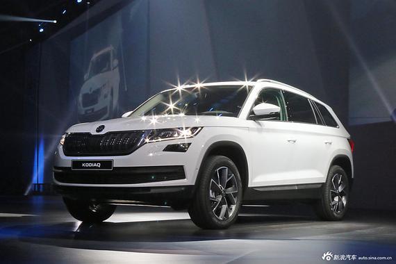 比途观L划算 柯迪亚克将于上海车展上市
