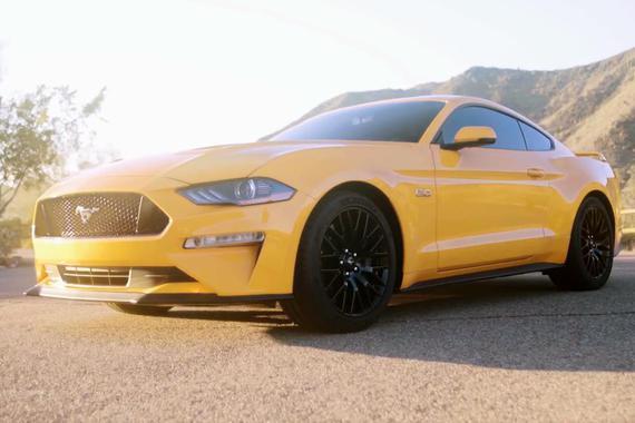 视频:新款Mustang GT动力公布 470马力