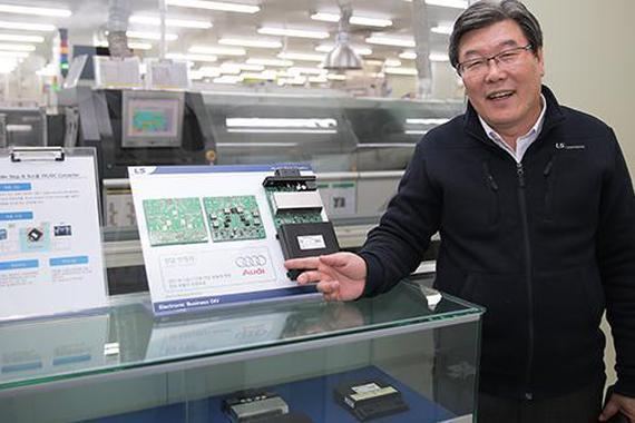 LS汽车电子在华建厂力求2020年销售额翻番