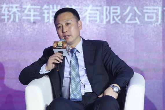 张建辉:汽车互联将是传统汽车的风口