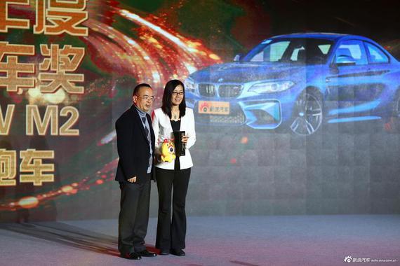 年度运动型车奖:全新BMW M2双门轿跑车