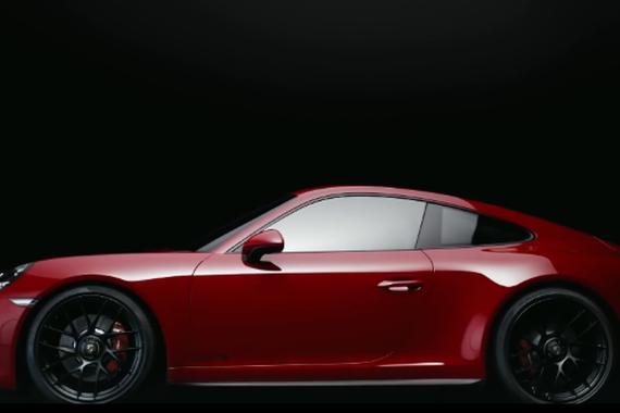 视频:保时捷全新911 GTS 搭载3.0T发动机