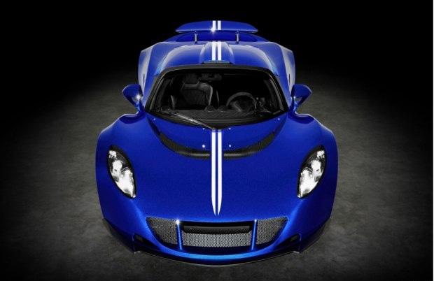 1471马力的句号 Venom GT终结版官图